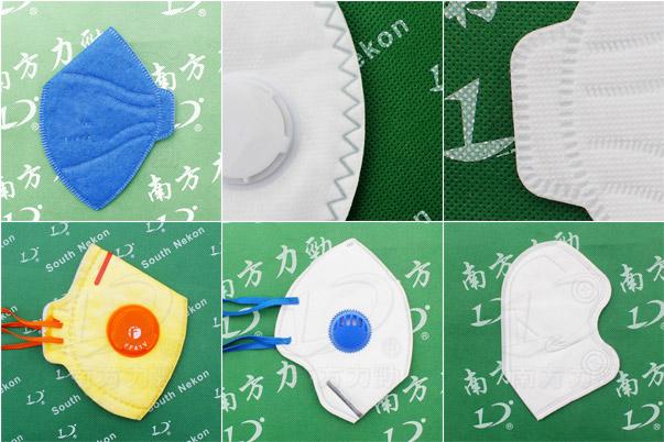 折叠形口罩机样品