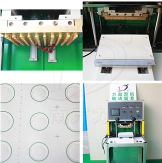 测试纸热熔机细节