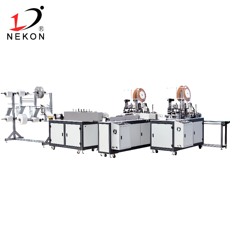 Automatic Inner Ear-loop Mask Machine(NK-MMP02)
