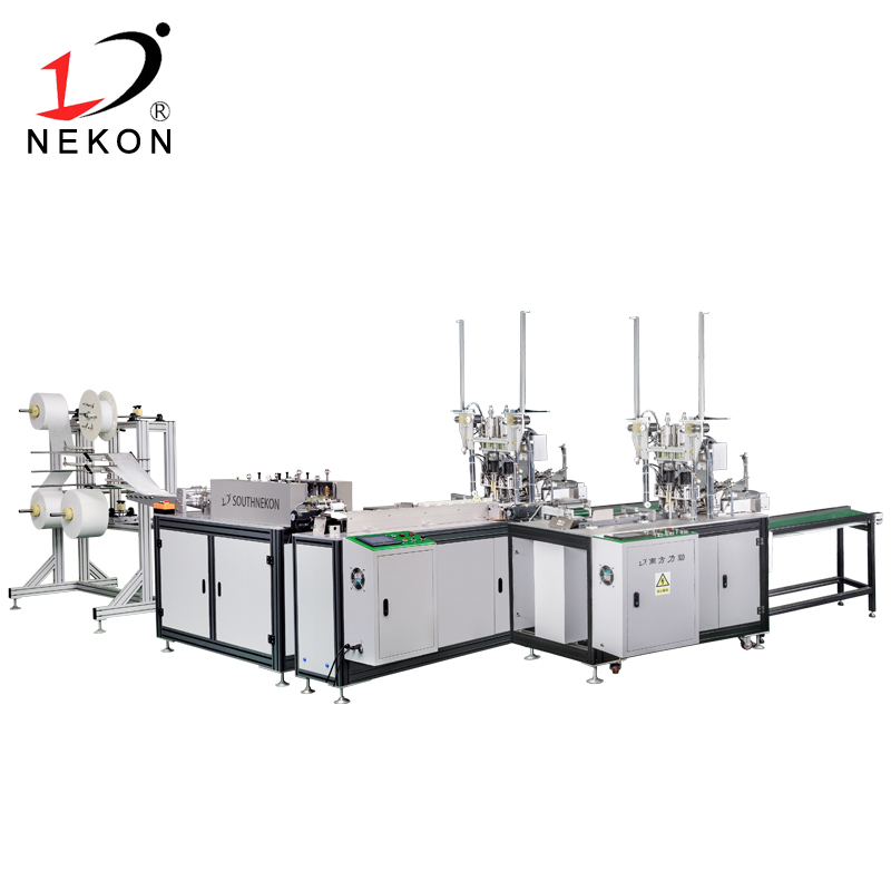 Automatic Outside Ear-loop Mask Machine(NK-MMP02B)